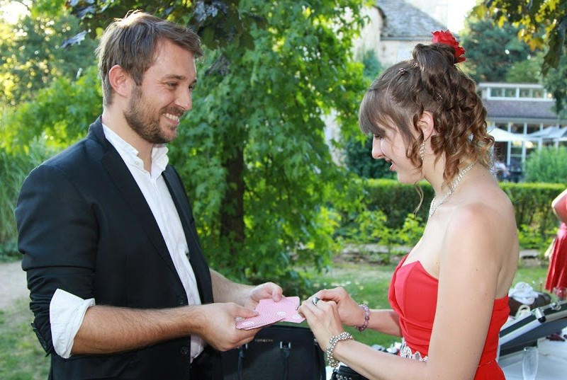 Magicien Lyon mariage