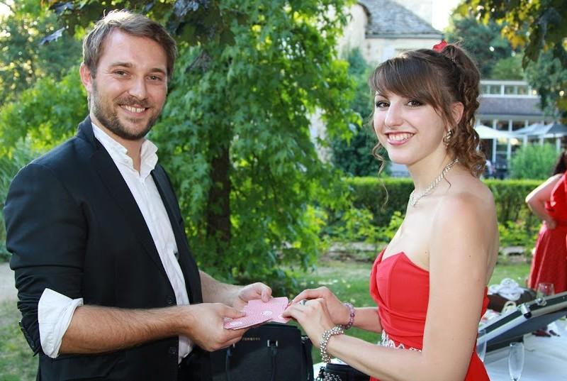 Magicien mariage en Suisse