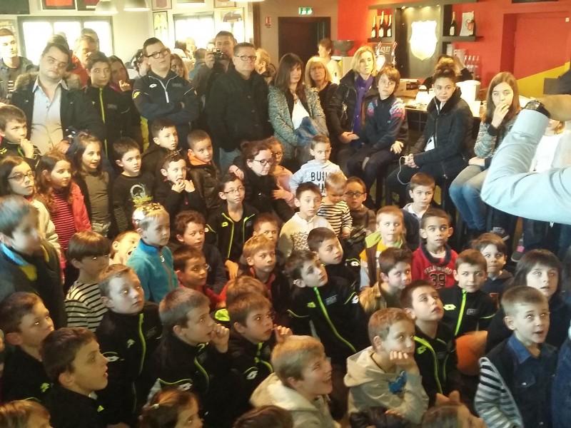 Magicien enfants à Lyon / MDA Foot