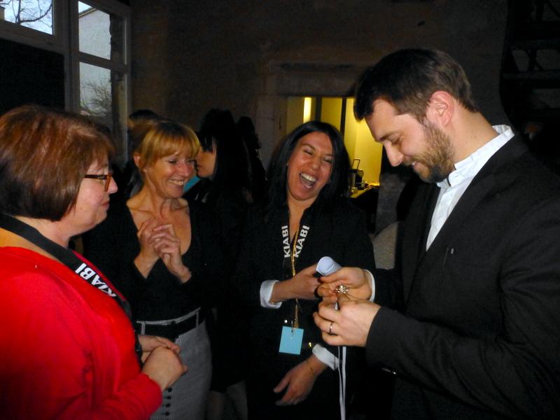 Magicien à Valence dans la Drôme