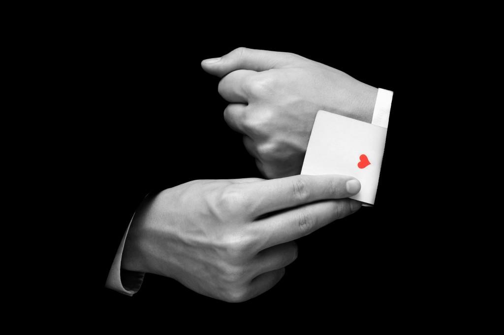 Magicien close-up à Lyon