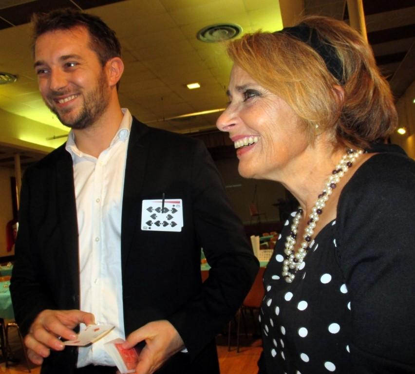 Magicien illusionniste à Lyon pour un anniversaire