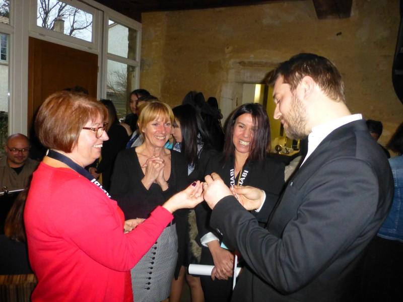 Magicien illusionniste dans la Drôme