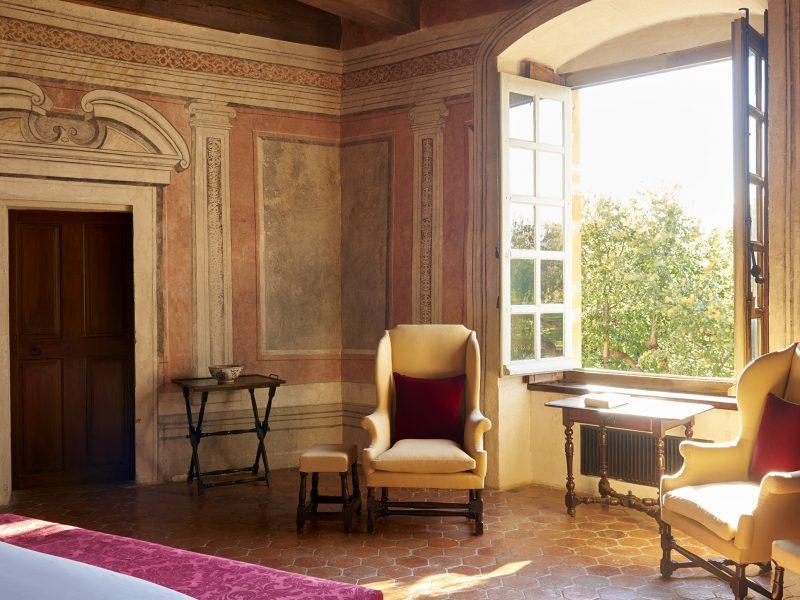 Château de Bagnols : suite