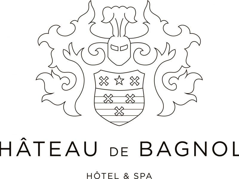 Château de Bagnols, logo