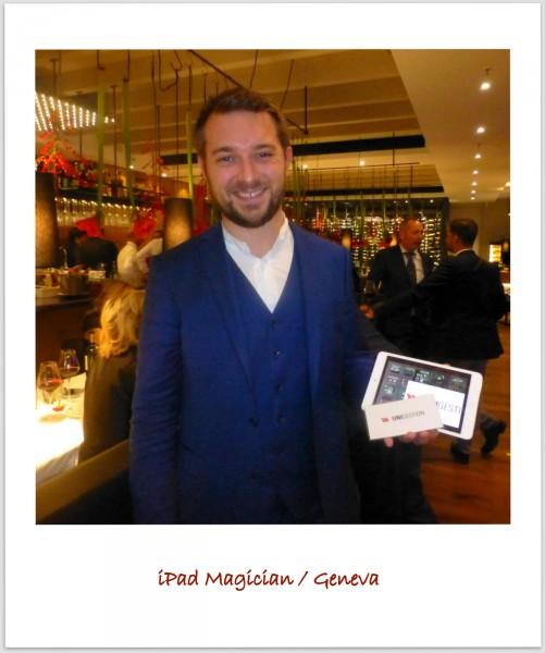 iPad Magician / Geneva