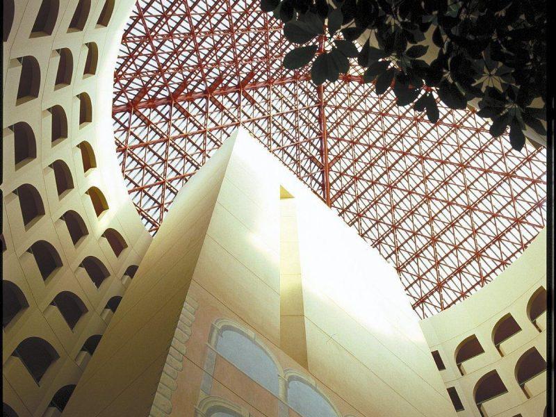 Radisson Blu Hôtel à Lyon : l'Atrium