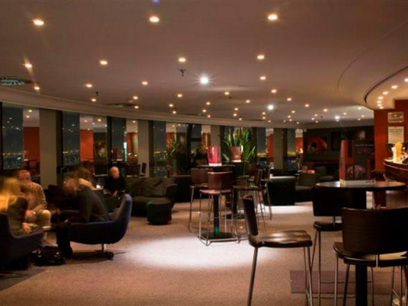 Radisson Blu Hôtel à Lyon : le restaurant