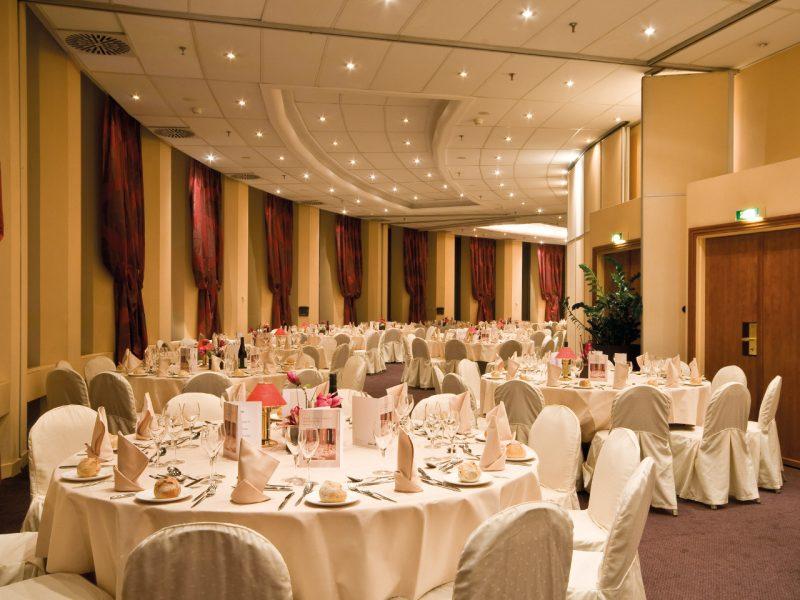 Radisson Blu Hôtel à Lyon : salle de réception