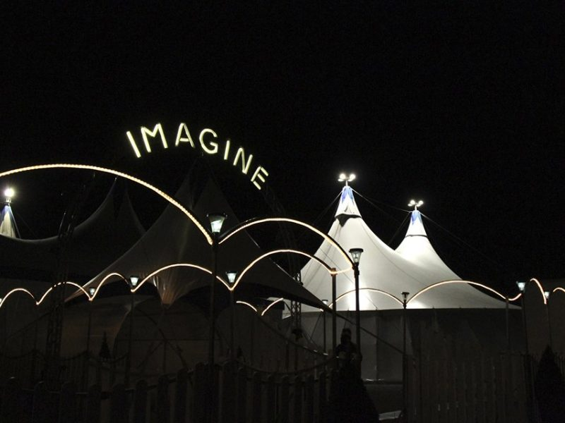 Cirque Imagine à Vaulx-en-Velin-la-Soie