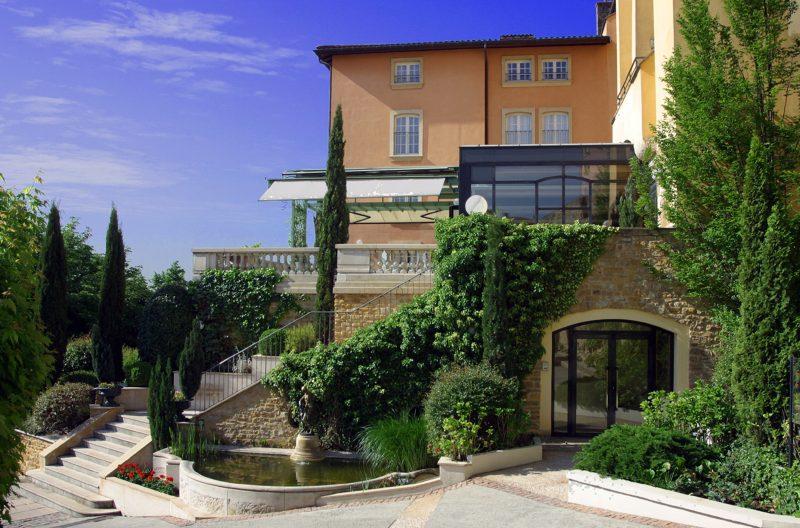 Hotel  Etoiles Lyon Villa Florentine