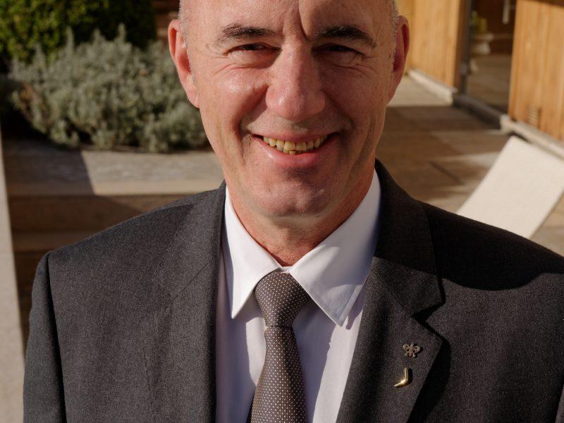 Villa Florentine : Gilles Cotillard, directeur