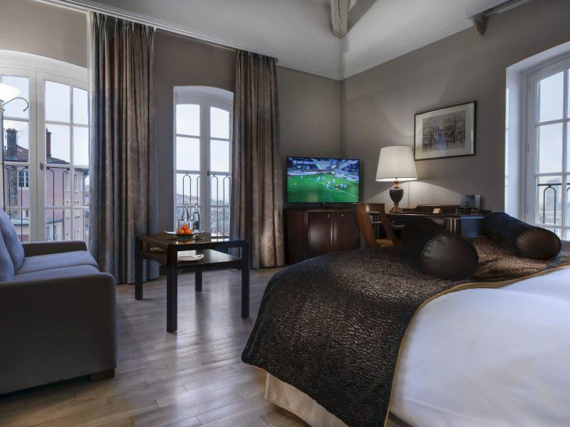 Villa Florentine Lyon : chambre suite