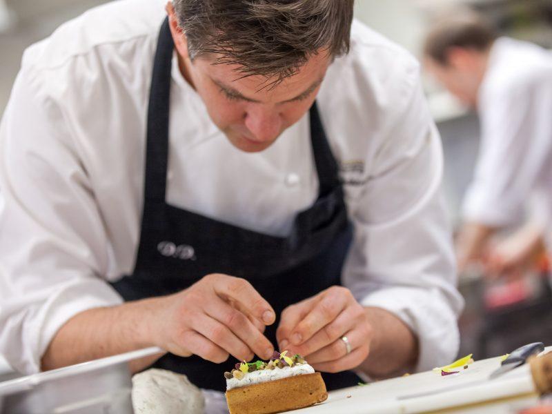Villa Florentine : chef cuisine