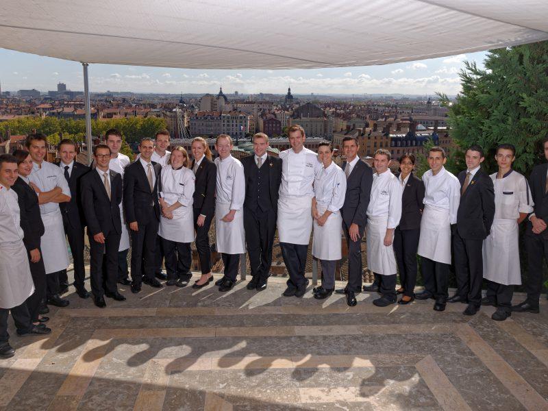 Villa Florentine : l'équipe