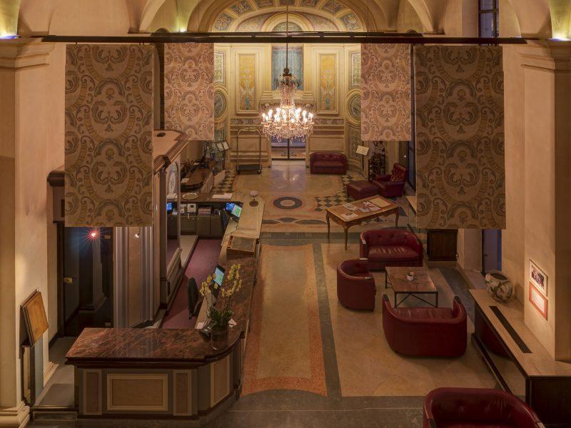 Villa Florentine : Hall d'entrée