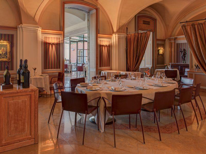 Villa Florentine Lyon : salle historique