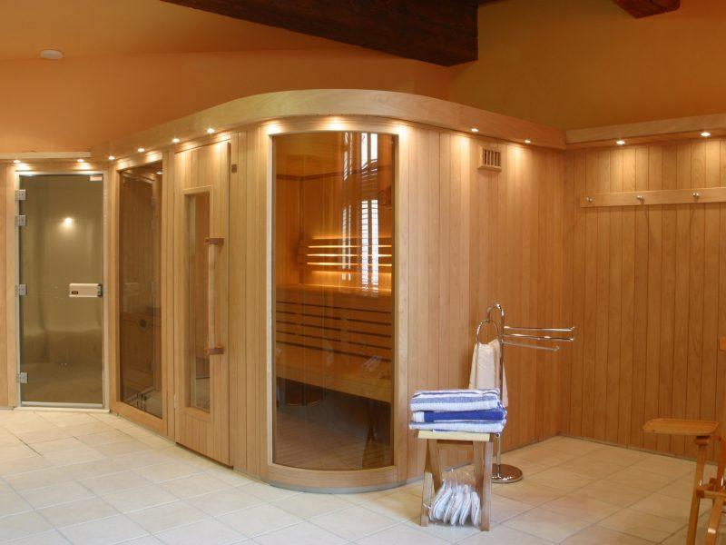 Villa Florentine Lyon : sauna