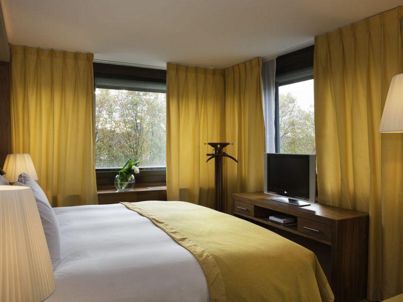 Hôtel Sofitel Lyon Bellecour : chambre