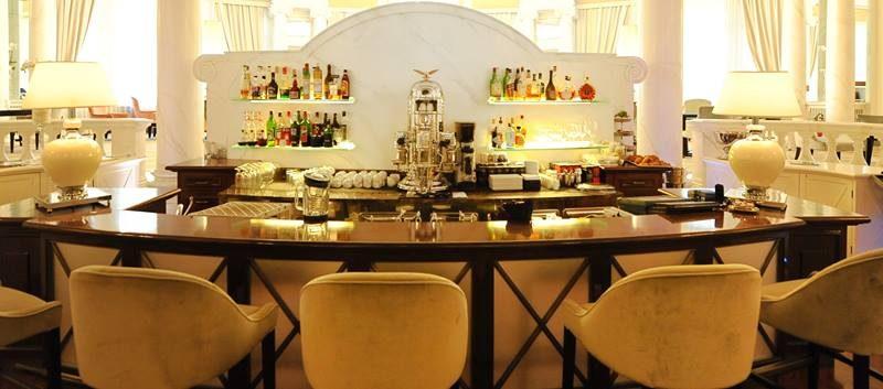 Lausanne Palace et Spa : bar
