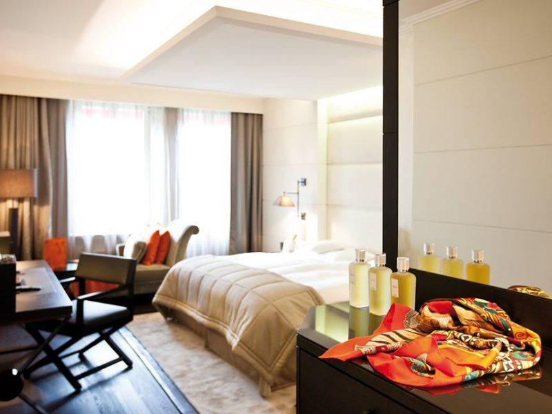 Lausanne Palace et Spa : Suite