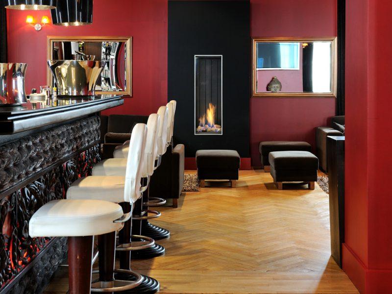 Victoria Hall : bar