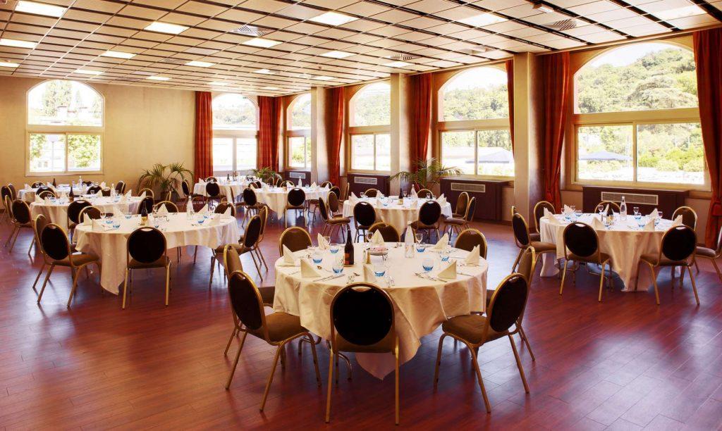 Hôtel Lyon Métropole : banquet