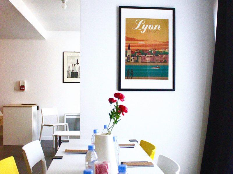 Maison Métagram à Lyon