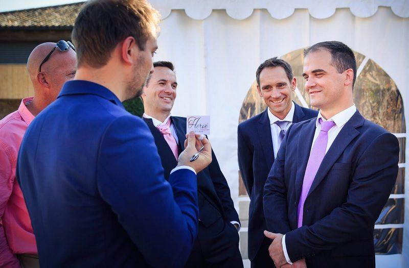 Mentaliste à Monaco pour un mariage
