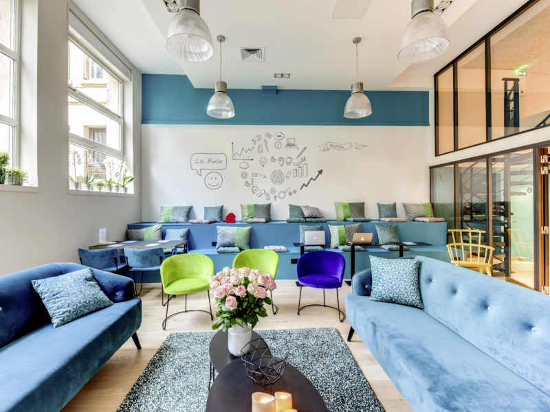 La Bulle Workplace Lyon / salon