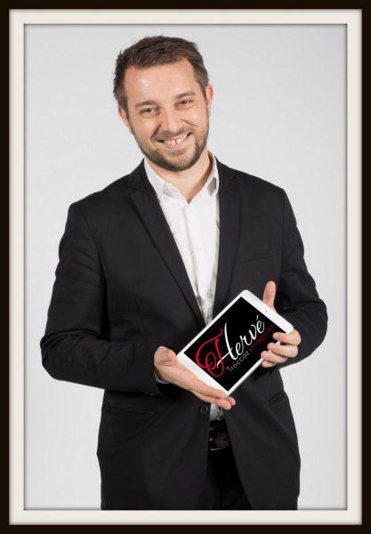 Magicien iPad à Lyon