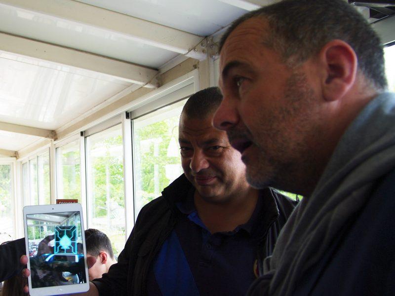 Magicien dans la Drôme au golf d'Albon
