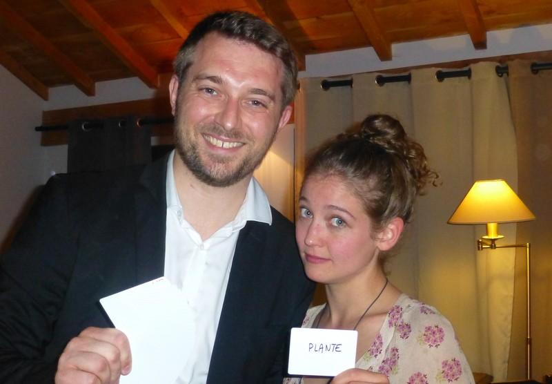 Magicien en Saône-et-Loire pour l'anniversaire de l'actrice Sophie de Fürst