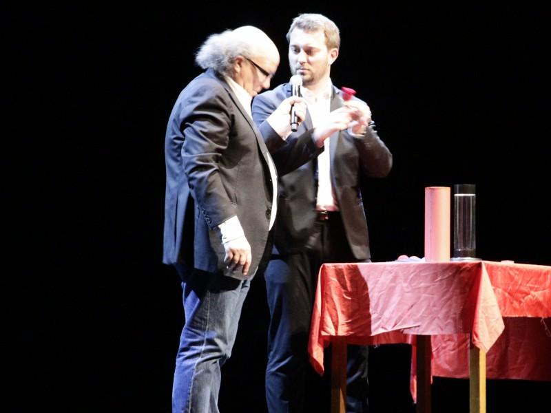 Magicien à Lyon Caluire au Radiant-Bellevue