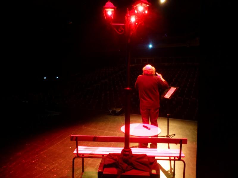 Victor Bosch au Radiant-Bellevue à Caluire
