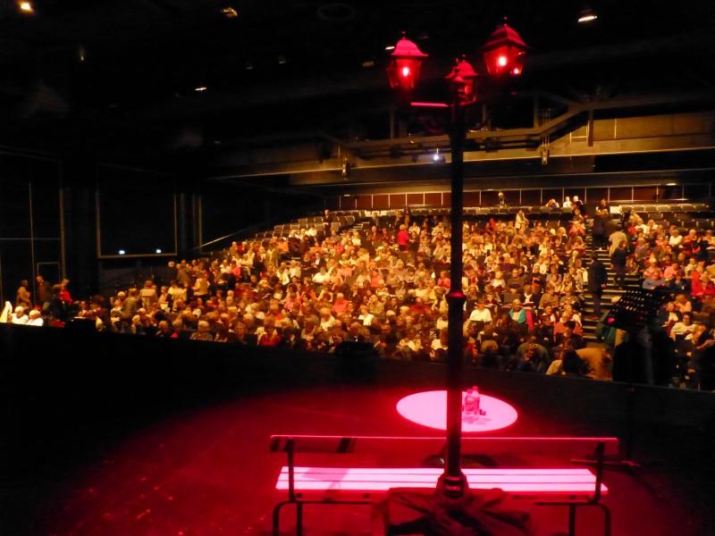 Magicien à Lyon au Radiant-Bellevue à Caluire