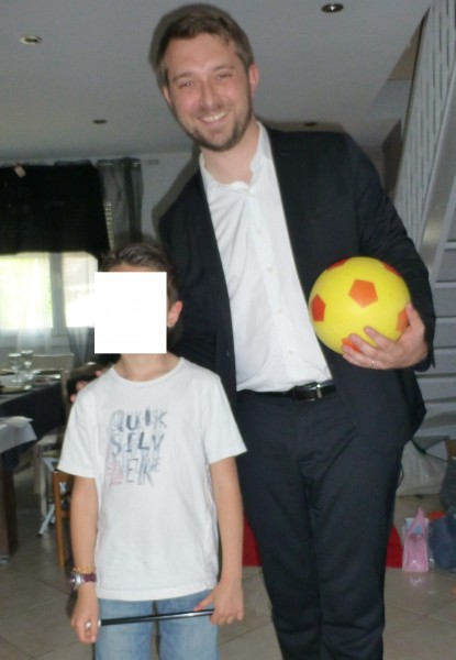 Magicien enfant à Lyon