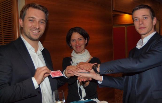 Magicien mentaliste en Suisse à Genève