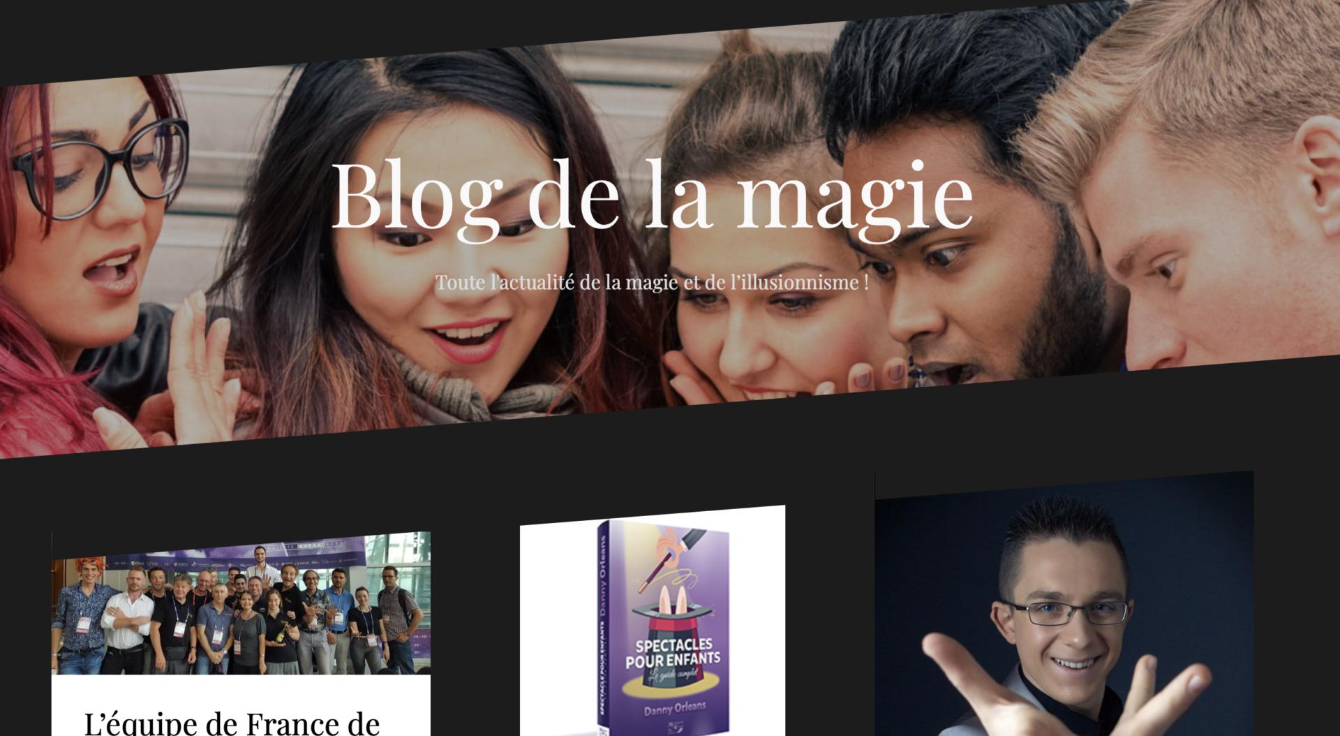 Blog magie