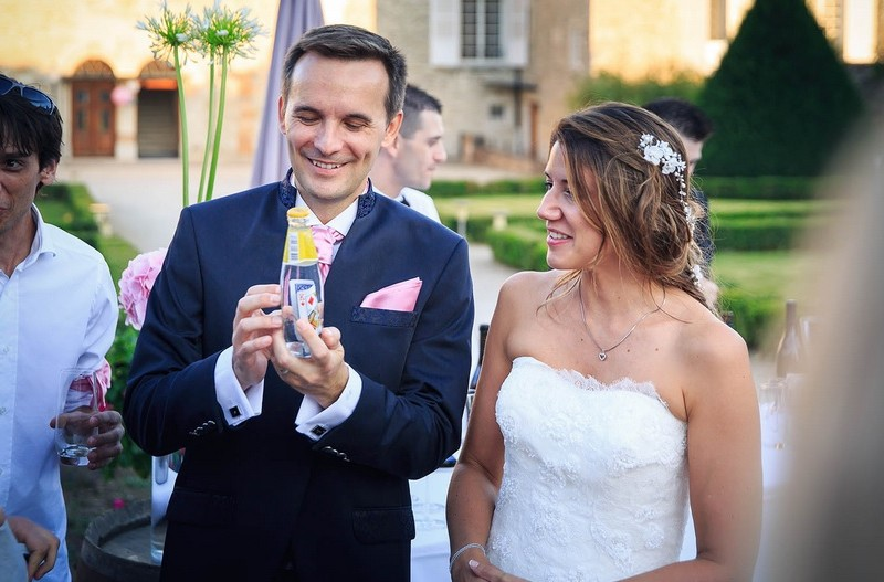 Magicien mariage à Lyon et dans le Beaujolais