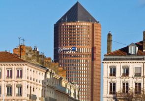 Radisson Blu Hôtel à Lyon