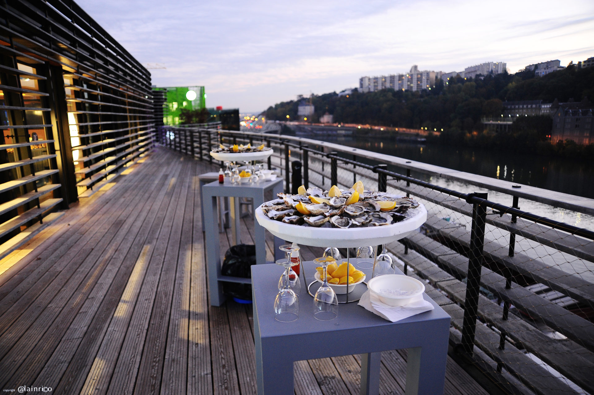 Rooftop 52 Lyon Terrasses
