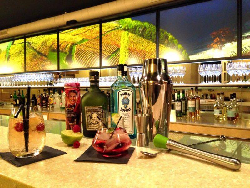 Ch$ateau de Besseuil : cocktail