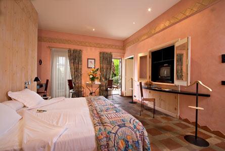 Château de Pizay, chambre confort