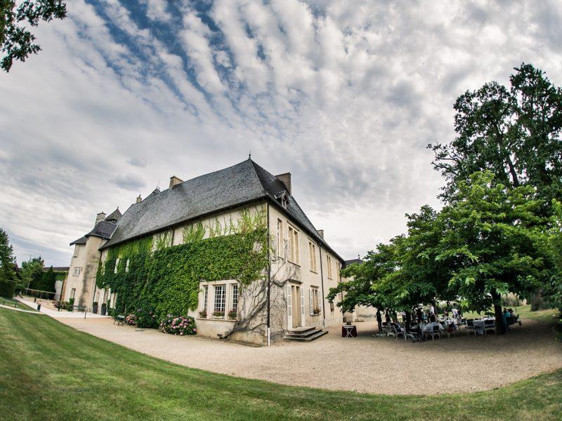 Château de Pizay, baptême
