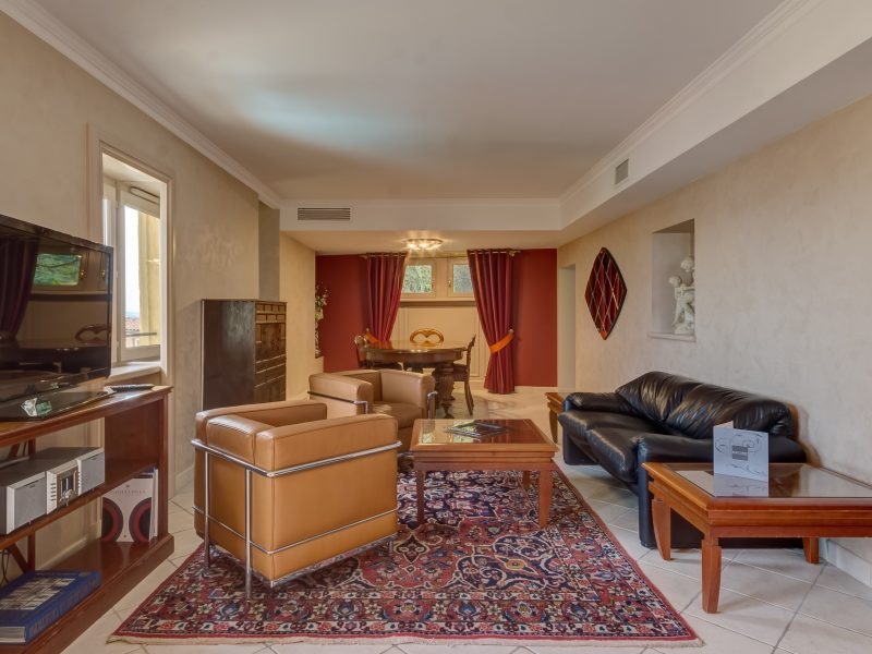 Villa Florentine Lyon, salon