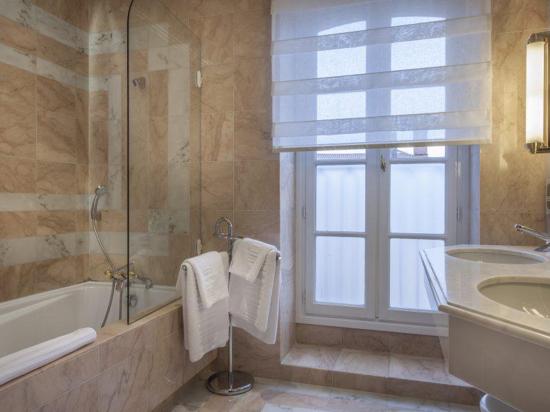 Villa Florentine Lyon : salle de bains