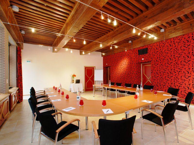 Villa Florentine Lyon : salon U