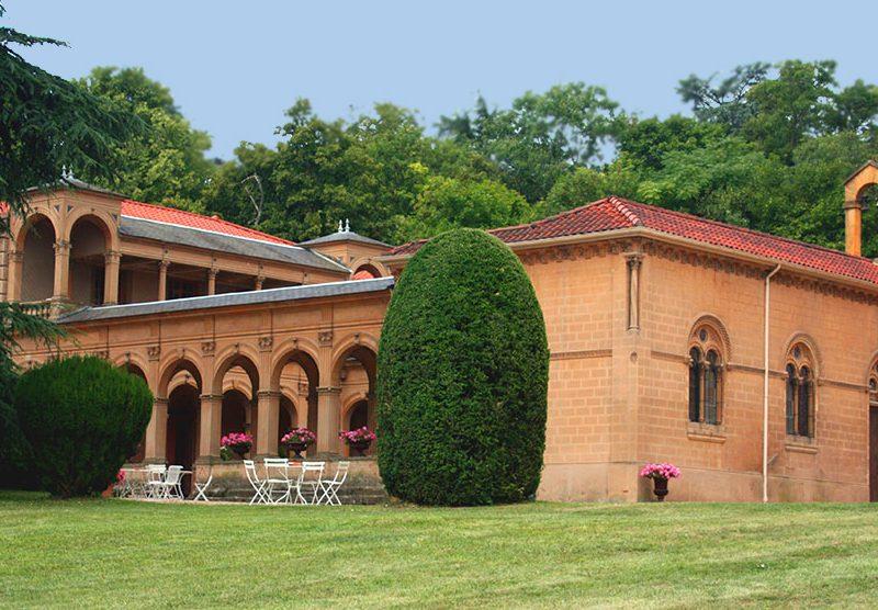 Château de Saint-Trys : l'Orangerie