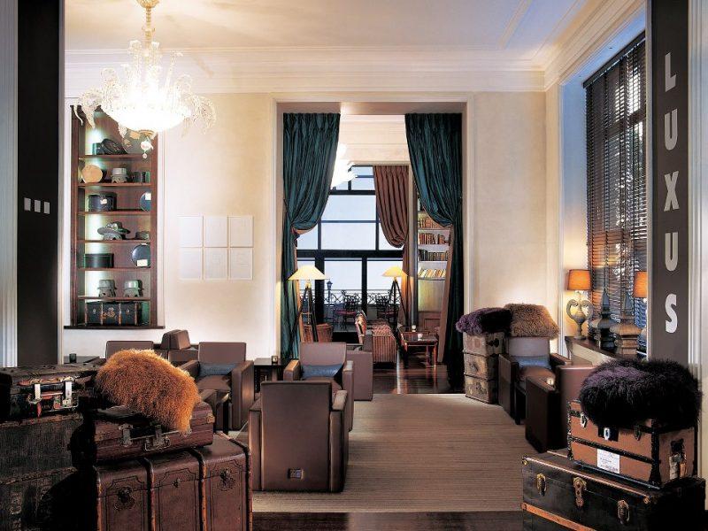 Lausanne Palace et Spa : chambres